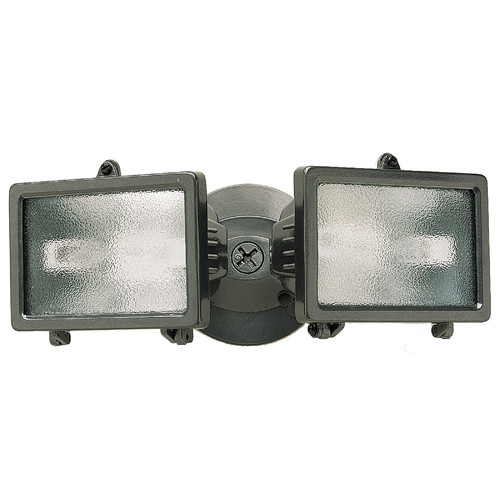 Heathco 2-Light Outdoor Floodlight