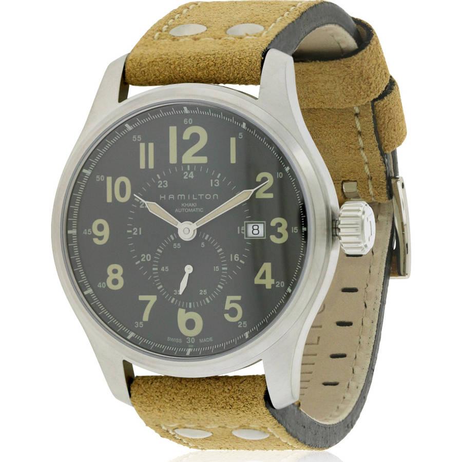 Hamilton Khaki Officer Mens Watch H70655733 by Hamilton