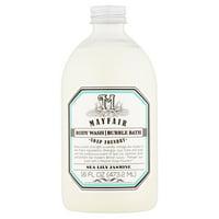 Mayfair Soap Foundry Sea Lily Jasmine Body Wash & Bubble Bath, 16 Fl. Oz.