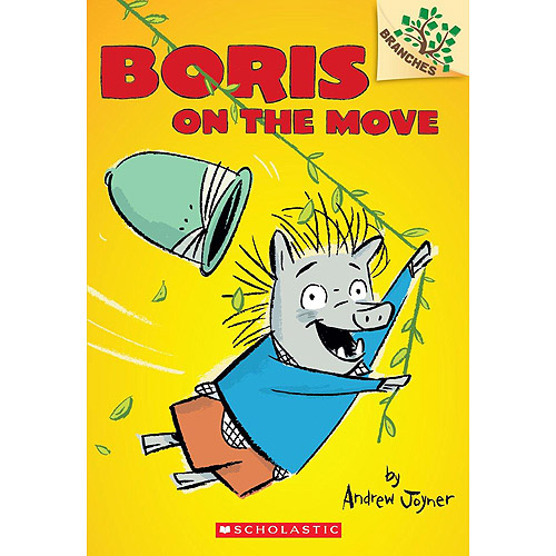 Boris on the Move