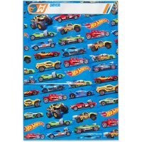 Hot Wheels Party Favor Treat Bags, 8ct