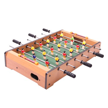 HUANGGUAN TOYS HG35 Mini Foosball Table Soccer Football Table Family Use Game Educational Toys](Cheap Football Tables)