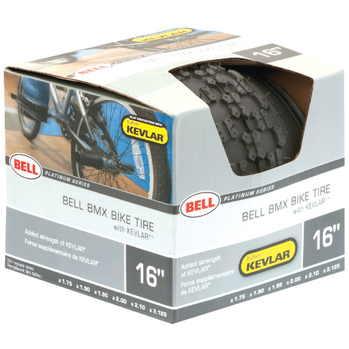 "Bell BMX Bicycle Tire 16"" with Kevlar"