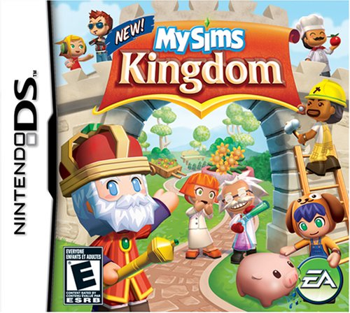 MySims Kingdom - Nintendo DS - (Pre Owned)