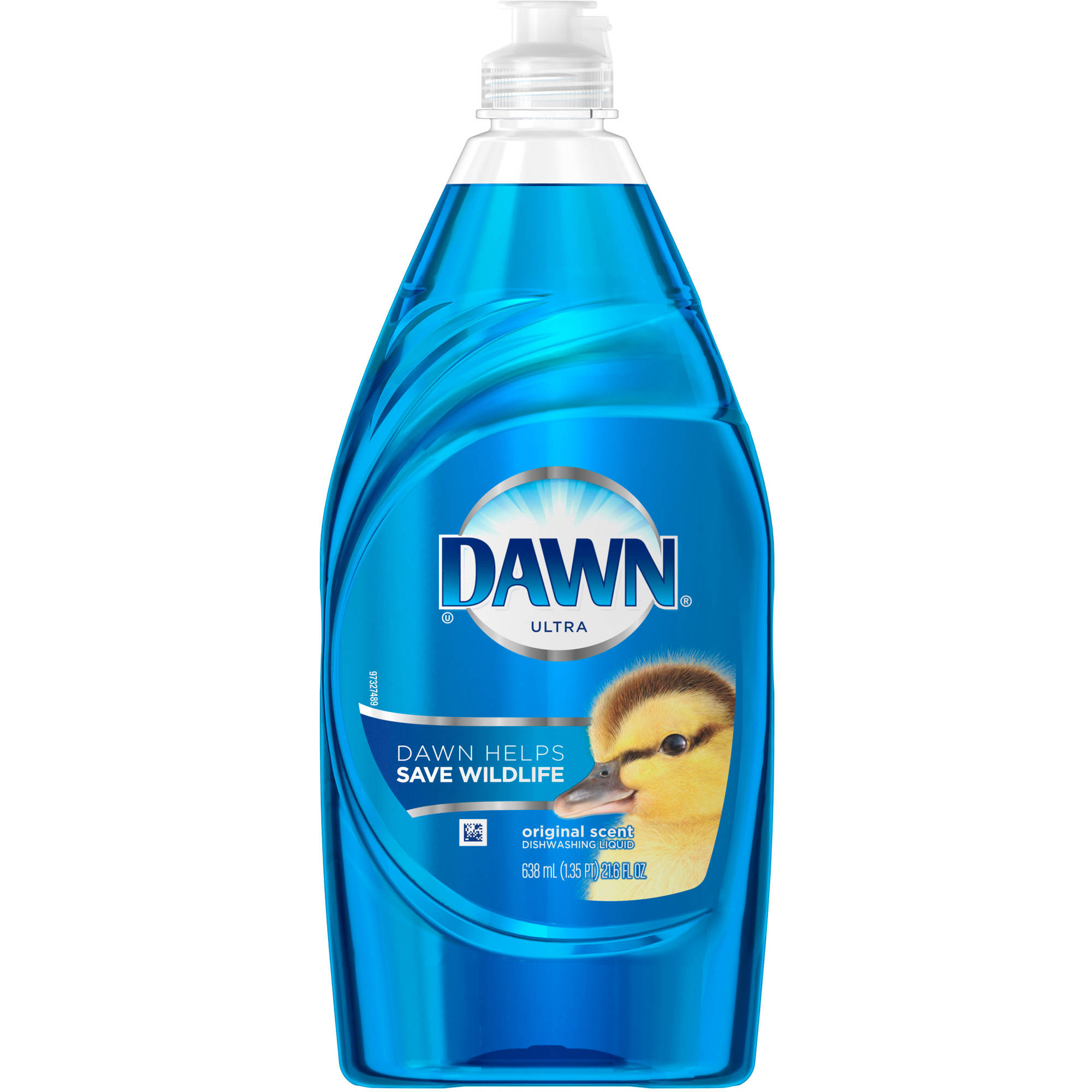 2. DIY Dawn Dishwashing Bubbles