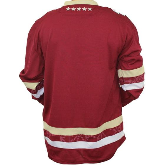 Boston College Eagles Under Armour NCAA Men s Replica Hockey Jersey ... 27c89fc5c