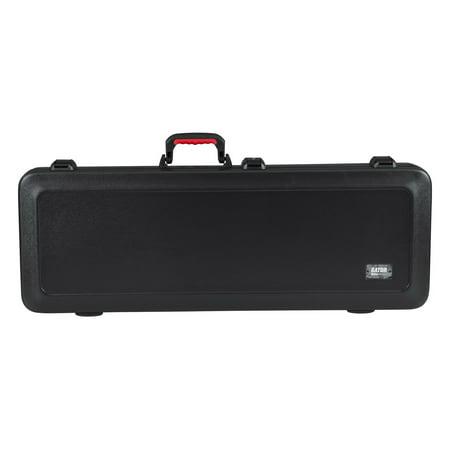 Gator Cases TSA Series ATA Molded Case W/Built-In LED Light for Electric Guitars Ata Electric Guitar Case