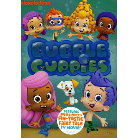 Bubble Guppies (DVD) - The Bubble Guppies Halloween