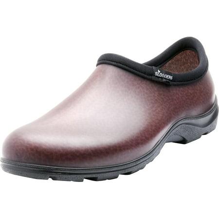 Sloggers Men's Rain & Garden Shoes - Leather - Leather Waterproof Golf Shoes
