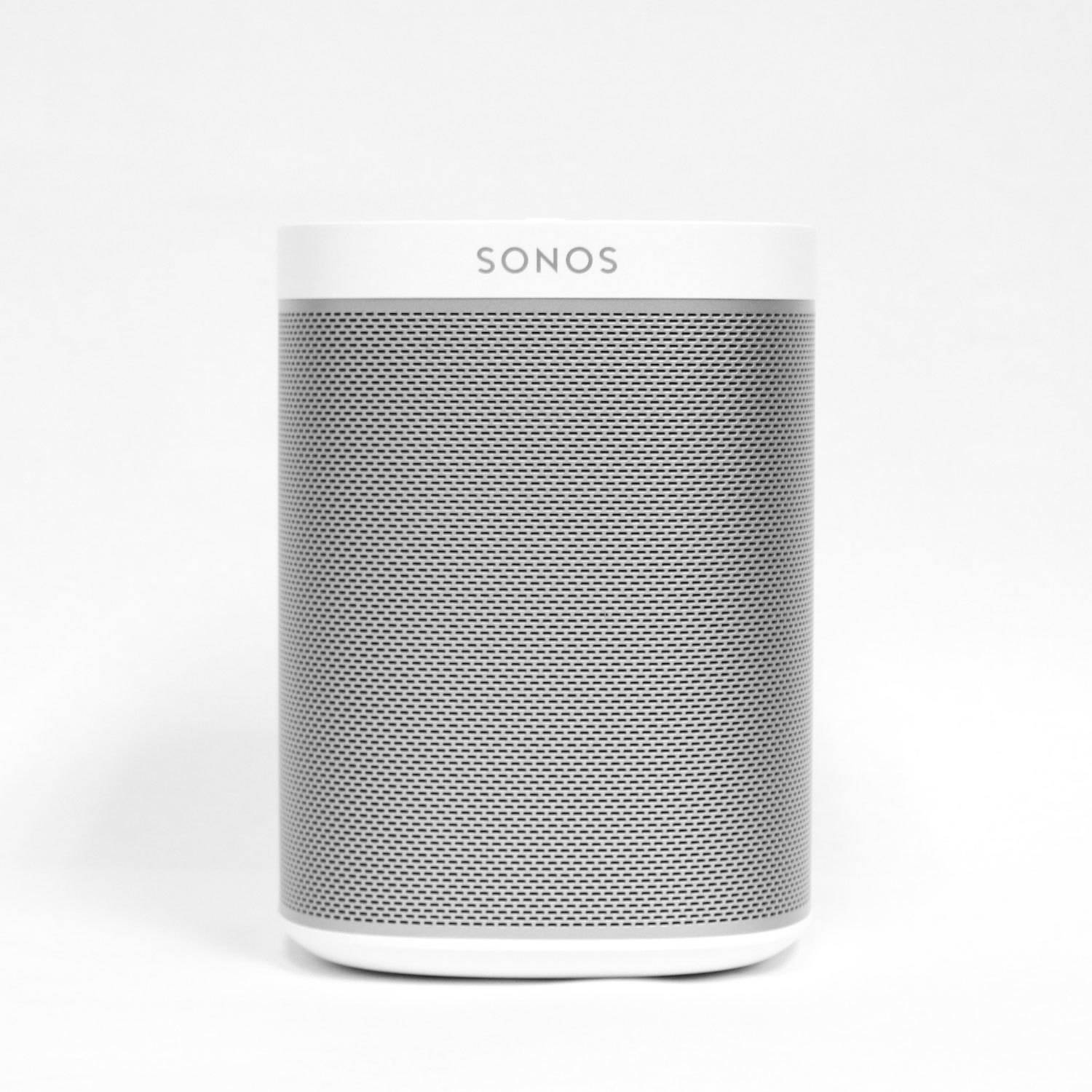 Sonos PLAY:1 Compact Smart Speaker for Streaming Music, White by Sonos