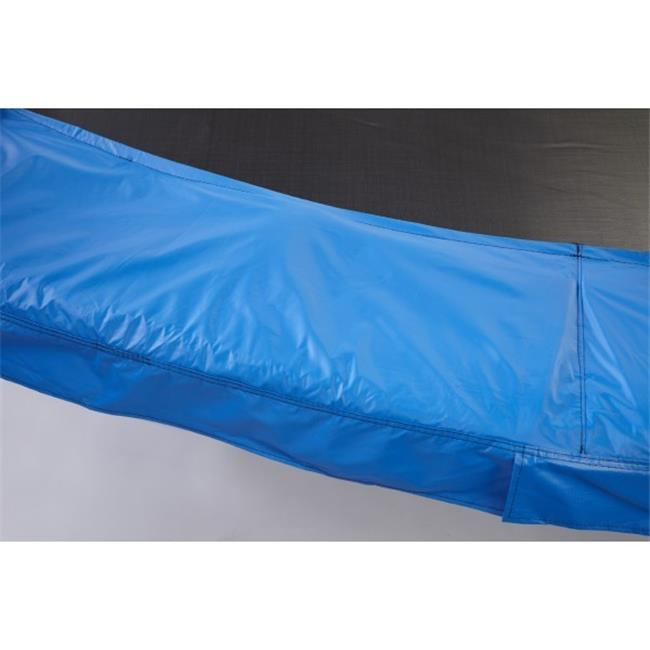 Bazoongi PAD12-10B 12 ft. Safety Pad 10 in. Wide -Blue