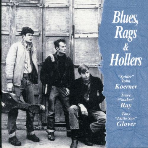 Blues Rags n Hollers I Just Want To Make Love To You