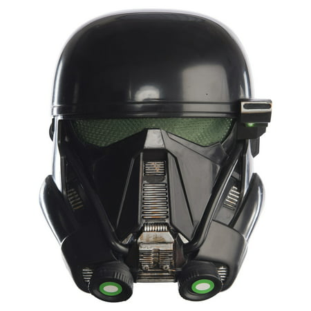 Star Wars Death Trooper Child Mask Halloween Costume Accessory - Printable Halloween Masks For Children