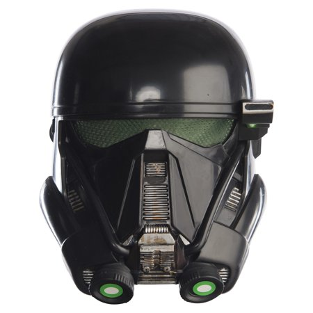 Star Wars Death Trooper Child Mask Halloween Costume Accessory