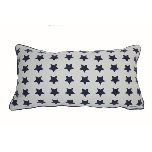 Grovelane Teen Alford Stars Flock Throw Pillow