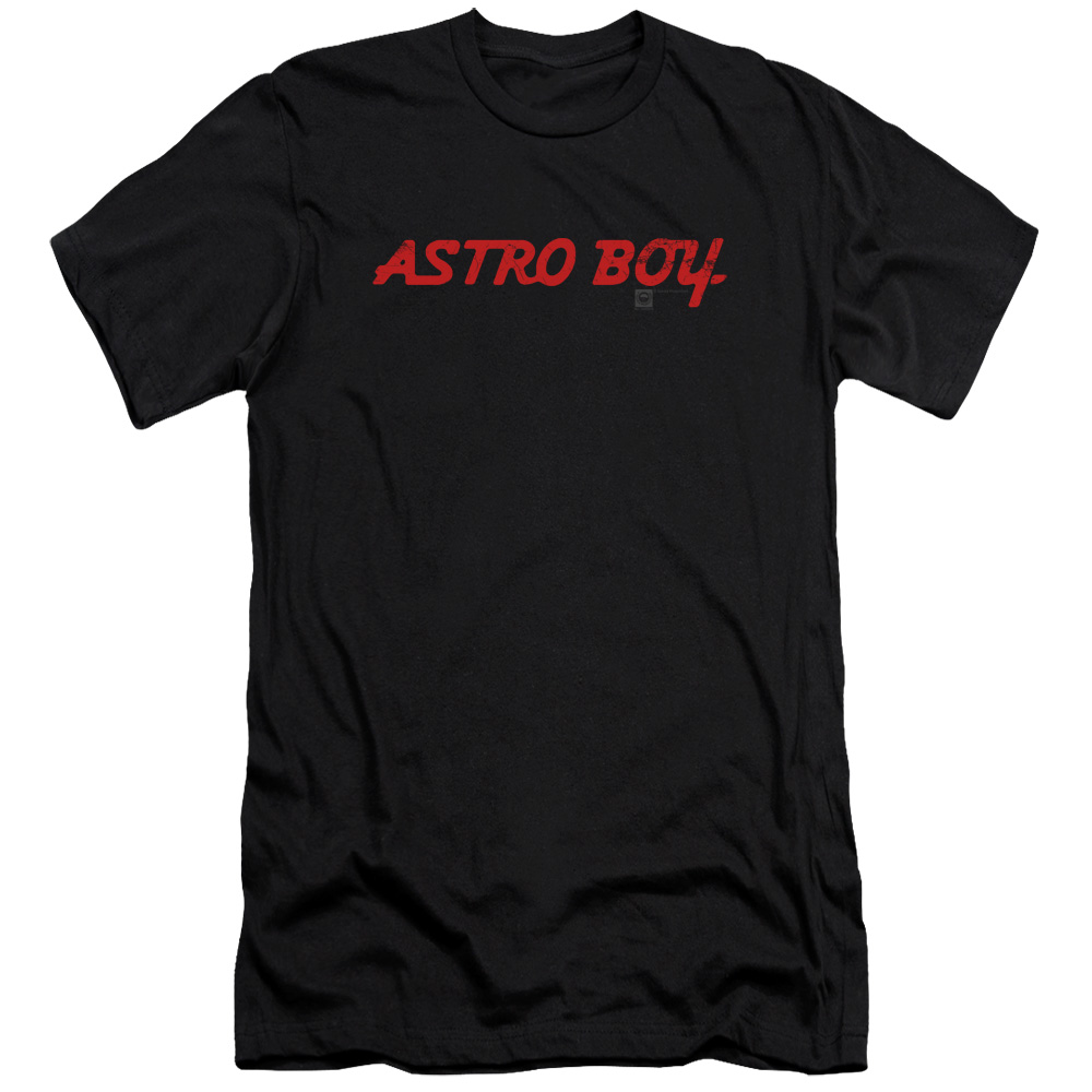 Astro Boy Classic Logo Mens Slim Fit Shirt