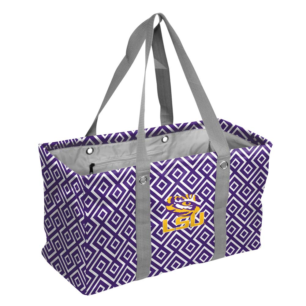 LSU Picnic Caddy