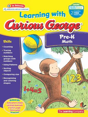 Learning With Curious George Pre-K Math by