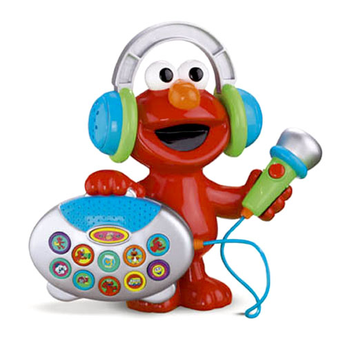 Sesame Street Sing With Elmo's Greatest Hits by Fisher-Price