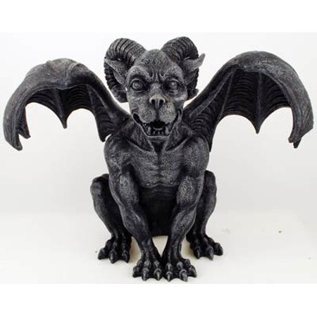 Supernatural Party Supplies (Fortune Telling Toys Supernatural Protection Supplies Statues Medieval Gargoyle Ram)