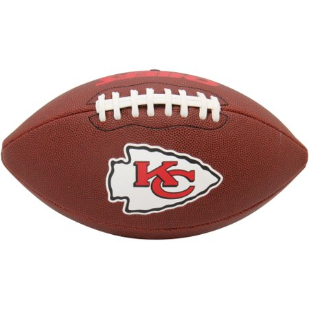 Kansas City Chiefs Rawlings Game Time Official Size Football - No Size