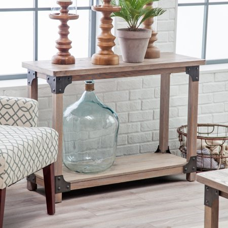 Belham Living Jamestown Rustic Console Table