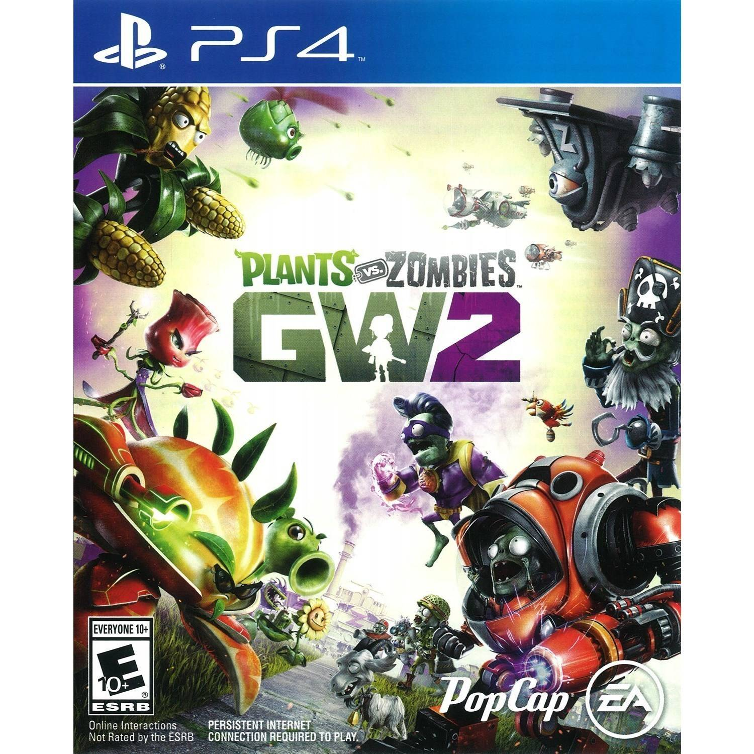 Plants Vs. Zombies Garden Warfare 2 - Pre-Owned (PS4)