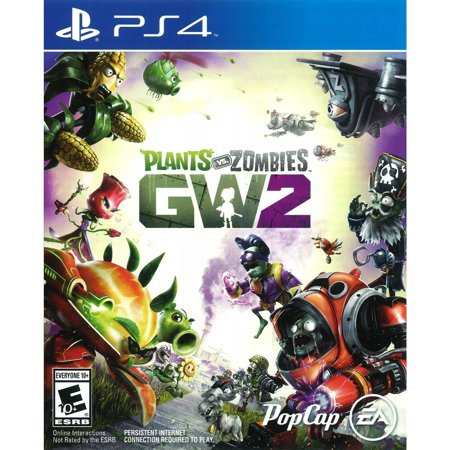 Plants Vs. Zombies Garden Warfare 2 - Pre-Owned (PS4) Electronic Arts (Spartans Vs Zombies)