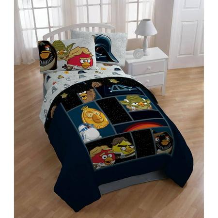 Angry Birds Star Wars Horizon Comforter Walmart Com