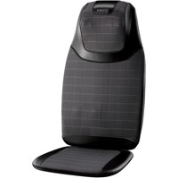 HoMedics MCS-700H Total Coverage Shiatsu Massage Cushion (Black) - Refurbished