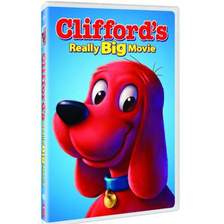 Cliffords Really Big Movie  Anamorphic Widescreen