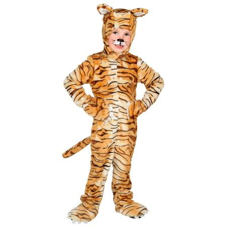 Toddler Tiger Costume (Little Boy Tiger Costume)