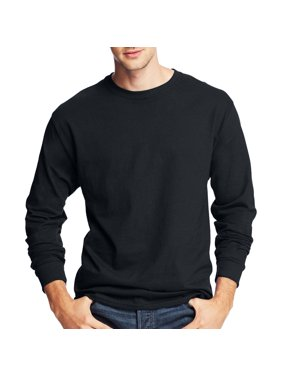 29c43e970e0d Product Image Hanes Men's Tagless Comfortsoft Long-sleeve T-shirt