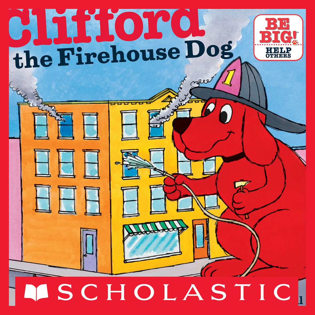 Remarkable Clifford The Firehouse Dog Paperback Machost Co Dining Chair Design Ideas Machostcouk