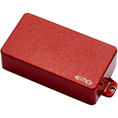 EMG 60 Active Electric Guitar Humbucker Pickup Red Active Humbucker Pickup Set