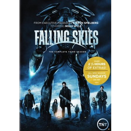 Falling Skies: The Complete Third Season (DVD) (Falling Skies Season)