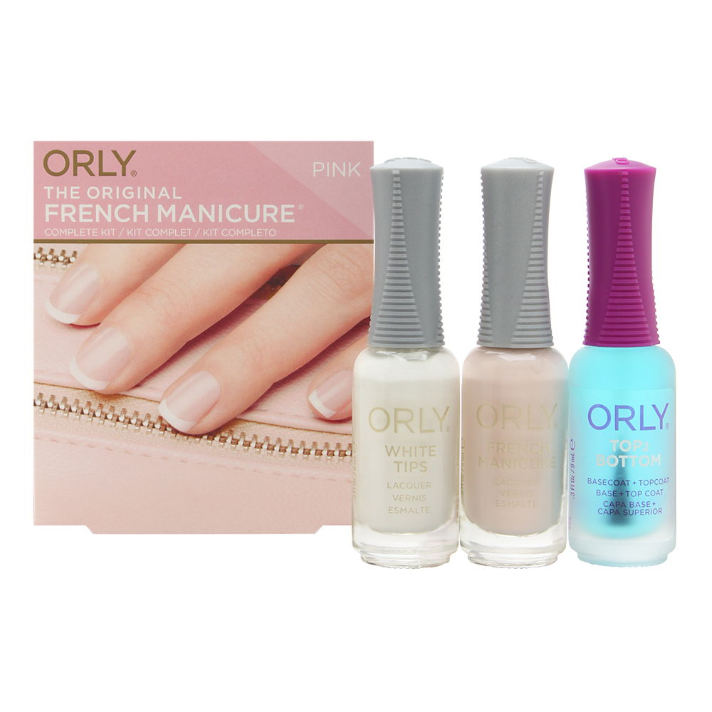 ORLY The Original French Manicure Complete Kit Pink