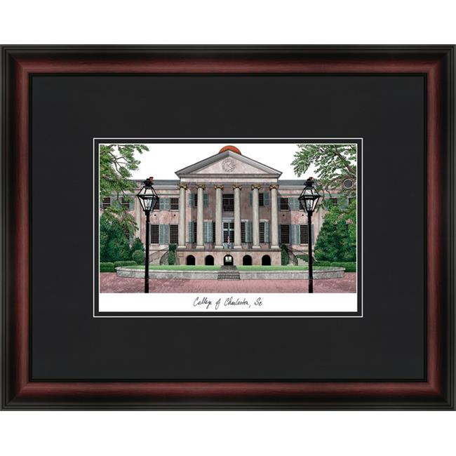Campus Images SC998A College of Charleston Academic Frame Print