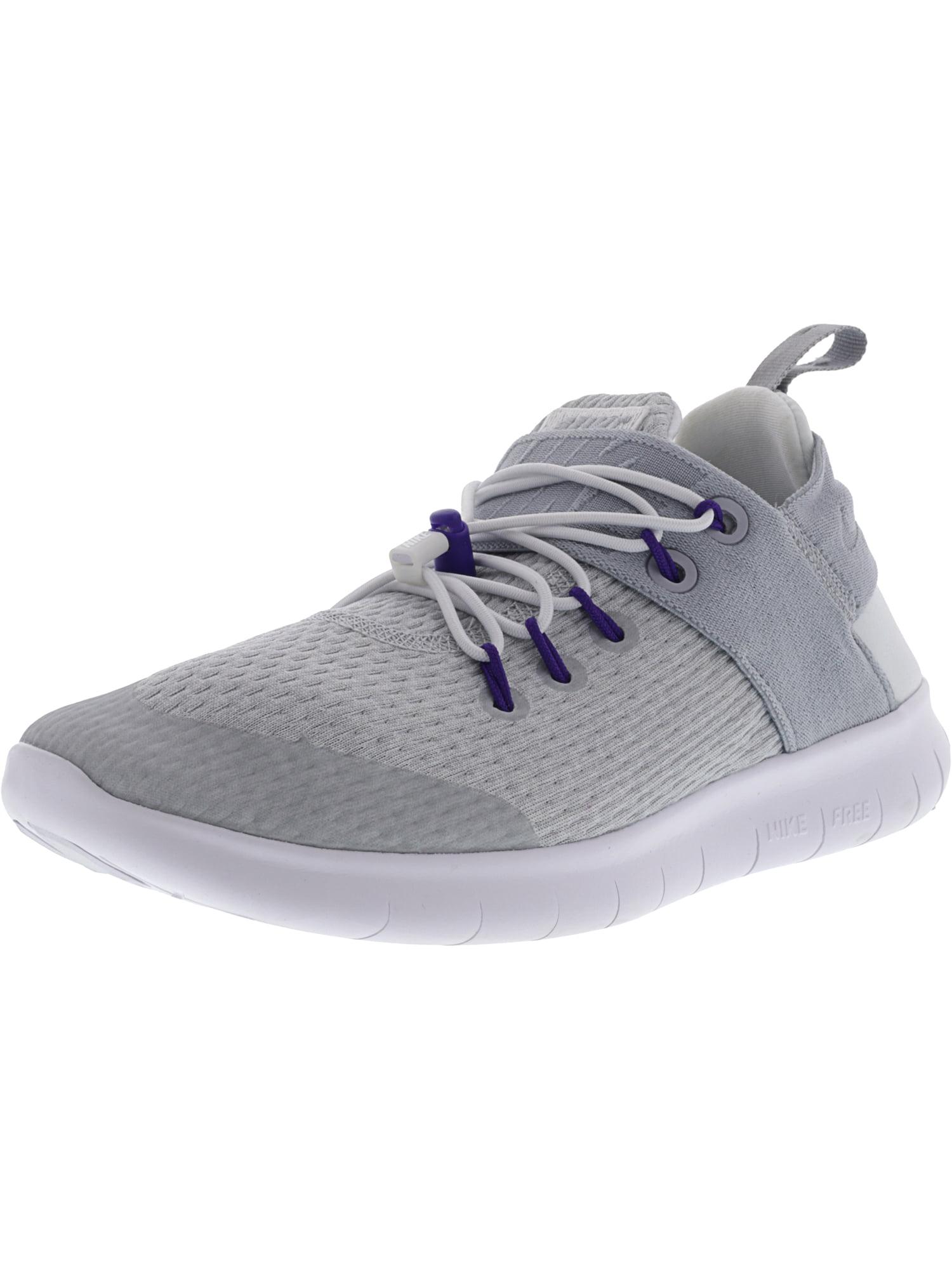 219469ef65cf Nike - Nike Women s Free Rn Cmtr 2017 E White   New Green - Ankle ...