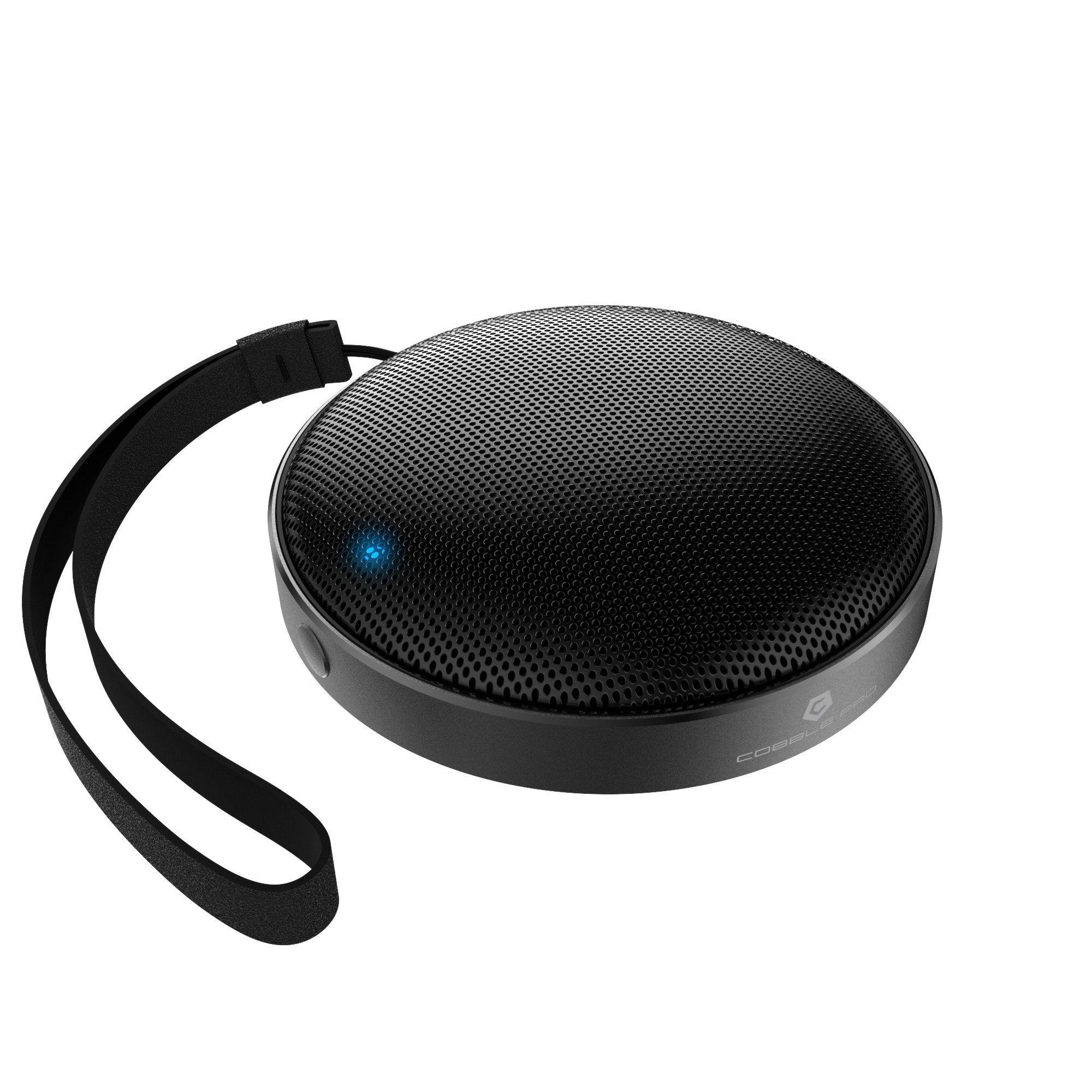 Cobble Pro Universal Sports, Outdoor Bluetooth Earbuds Wireless Headset / Earphones / Speaker - True Wireless Earphones, Black (For Samsung Galaxy S9 S9+ Note 8 / iPhone X 8 7 Plus / Sony Xperia XZ2)