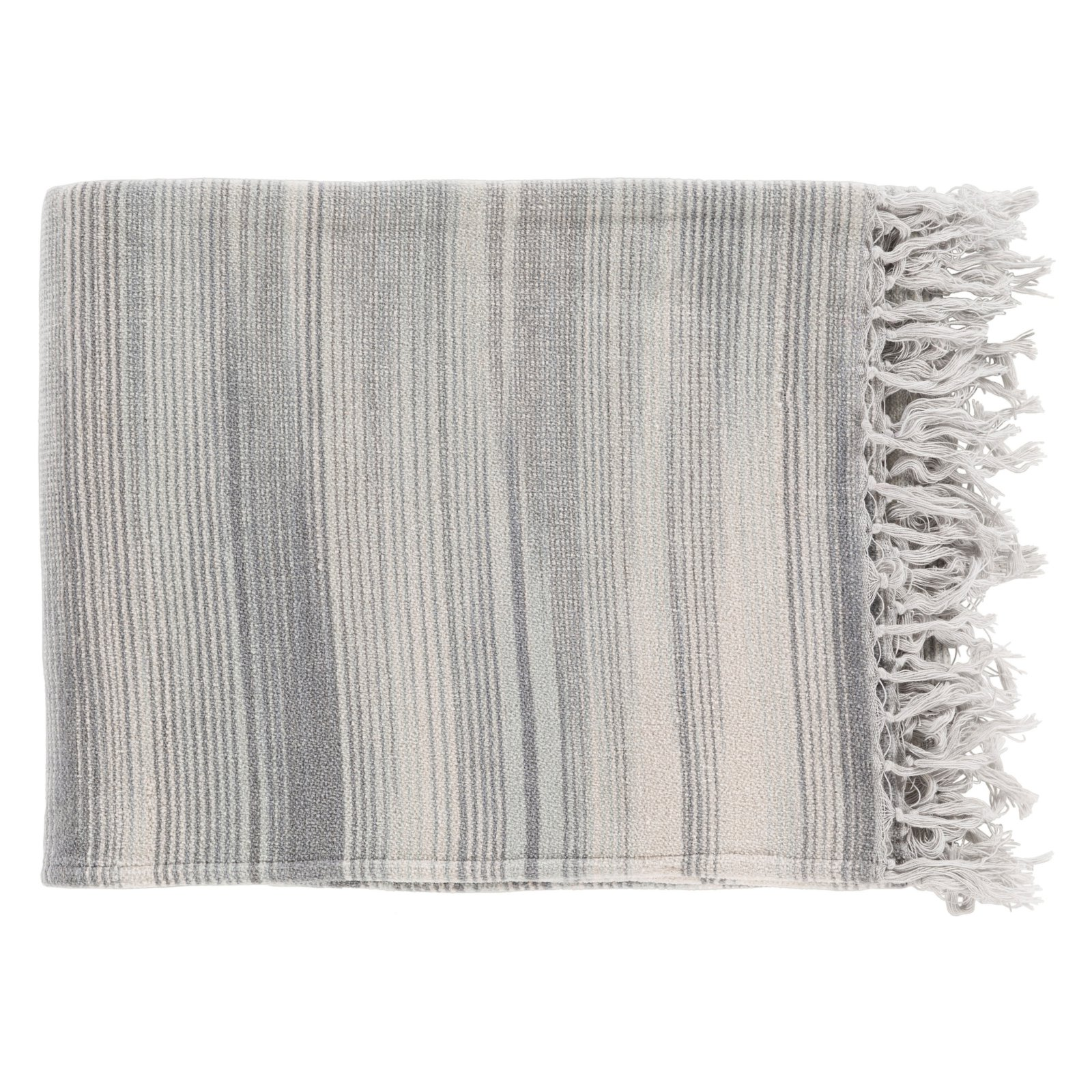 Surya Tanga Cotton Throw Blanket