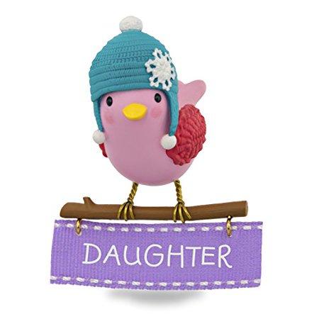 Hallmark Daughter Keepsake Christmas Ornament Daughter Hallmark Ornament