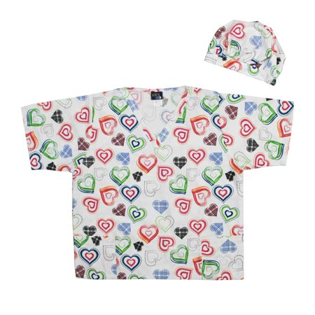 Kids Doctor Dress up Surgeon Costume Set, available in 13 Colors for 1-14 Years - Dress Up Costume