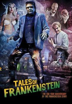 Tales of Frankenstein (DVD) by