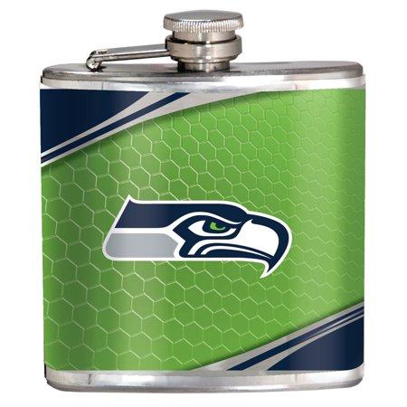 Seattle Seahawks 6oz. Hip Flask Seahawks Hip Flask