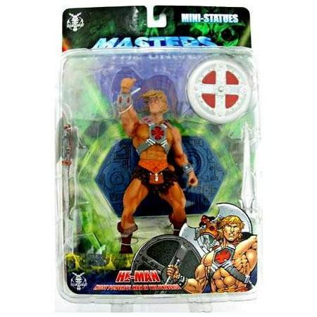 NECA Masters of the Universe He-Man Mini Statue