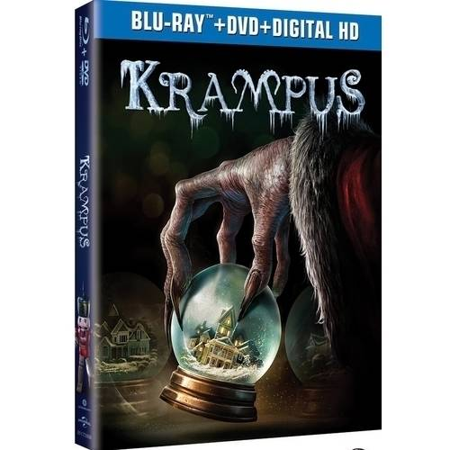 Krampus (Blu-ray   DVD   Digital HD) (With INSTAWATCH)