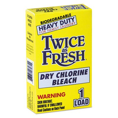 Heavy Duty Coin-Vend Powdered Chlorine Bleach DRA2979646 (Non Chlorine Bleach Powder)