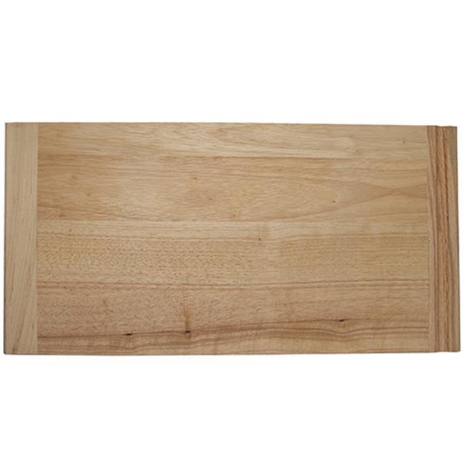 HD NPBB12 Rubberwood Bread Boards - 0.75 x 12 x 23.50 in.
