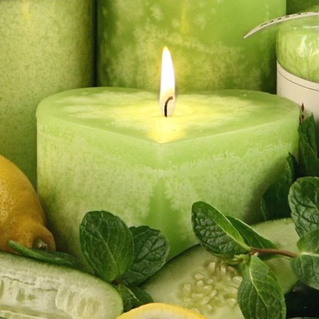 Mill Valley Candleworks Spa Day Scented Novelty Candle